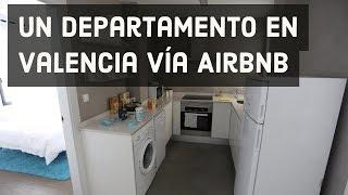 Un departamento de AIRBNB en Valencia