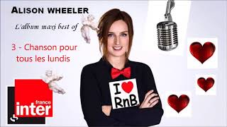 Alison Wheeler  - L'Album Maxi Best Of