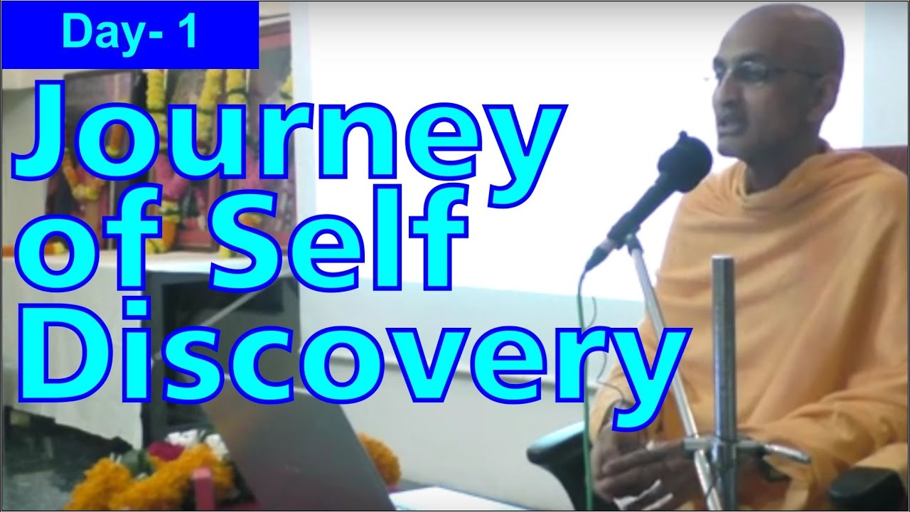 Download Journey of Self Discovery by Radha Gopinath Prabhu Day 1