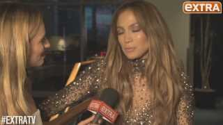 Jennifer Lopez Interview @ AMAs -