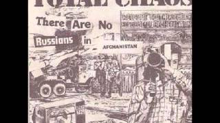 TOTAL CHAOS - There Are No Russians In Afghanistan EP
