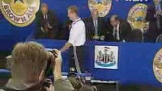 Kevin Keegan Appointed Newcastle Manager