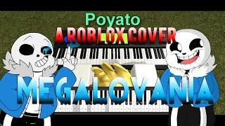 [Roblox Piano Cover] Megalovania | Undertale | HD