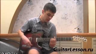 Red Hot Chili Peppers - Under The Bridge (Аккорды, видео урок)