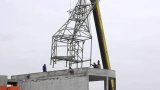Изготовление металлоконструкций и их монтаж(В рамках строительства жилого комплекса «Пять звезд» компания «Строй-Ника» выполняла проектирование,..., 2015-11-23T10:57:27.000Z)