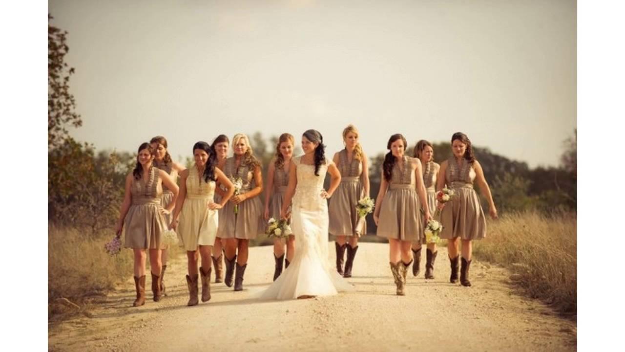 ideas de la boda de campo