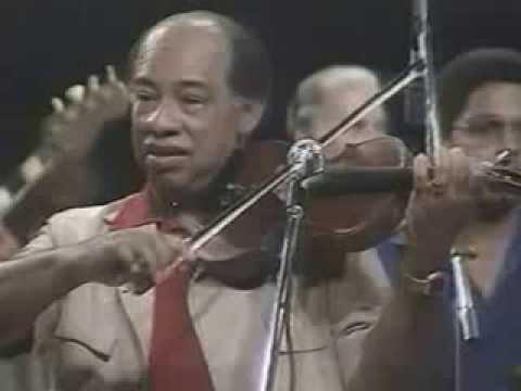 """Orquesta Aragón y Orquesta de Enrique Jorrín, descarga en """"Cachita"""" 1986"""