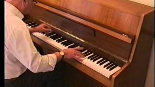 Ragtime Piano, When You and I Were Young Maggie - Dave Wilkins.