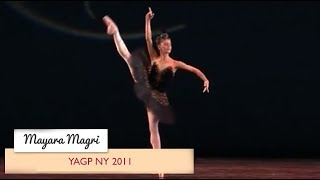 649471fd2b Mayara Magri - Apresentação Gala YAGP 2011 - Petite Danse