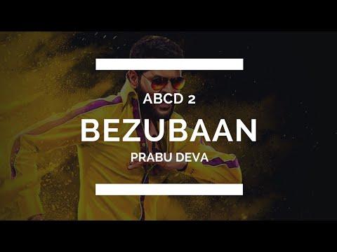Bezubaan phir se - ABCD 2 ( Instrumental Cover ) Prabu Deva •