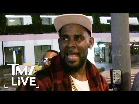 R. Kelly's Keeping Mum On His Cult | TMZ Live