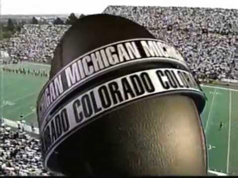 1996: Michigan 20 Colorado 13