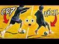 ¡REGATE ESPECIAL de CR7 para BURLAR A TU RIVAL en fútbol!-Tutorial para aprender a jugar futbol