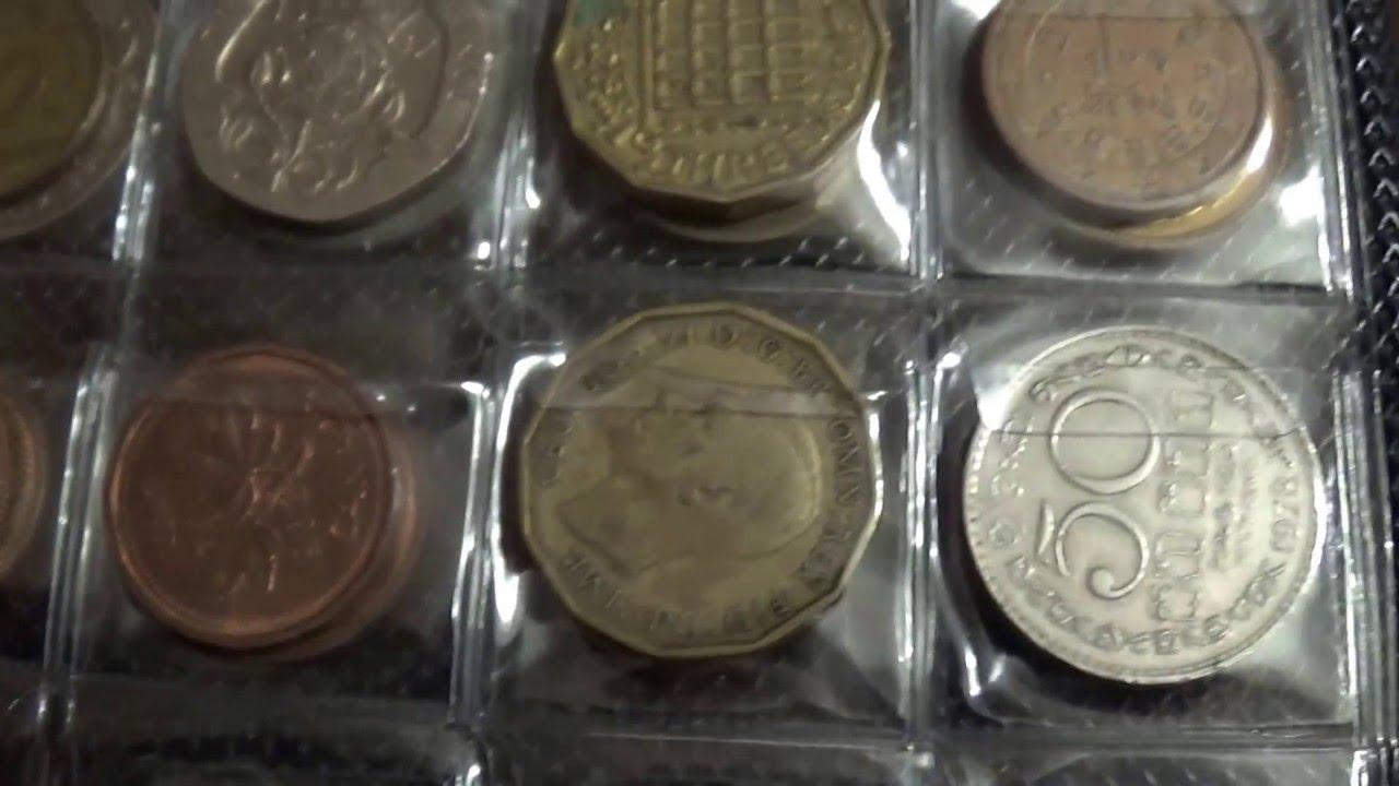 Иностранные монеты коллекции продам 50 копеек 2007 украина