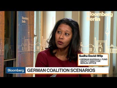 A Look at German Election Scenarios