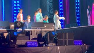 190505 BTS BOY WITH LUV // LY: SPEAK YOURSELF TOUR at ROSE BOWL