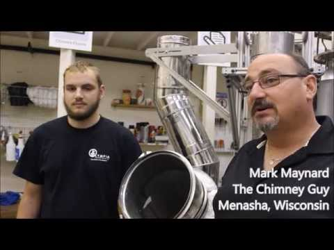 CSIA chimney sweeps on shifting from wood to gas fireplace servicing