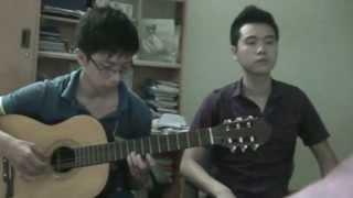 Giữ Anh Đi - guitar