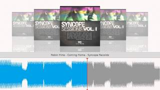 Robin Hirte - Coming Home - Syncope Recordz