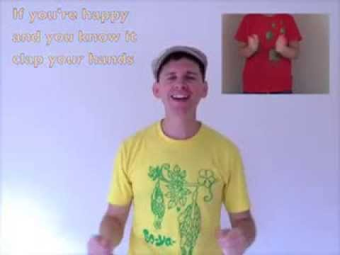 If You Are Happy and You Know It   YouTube