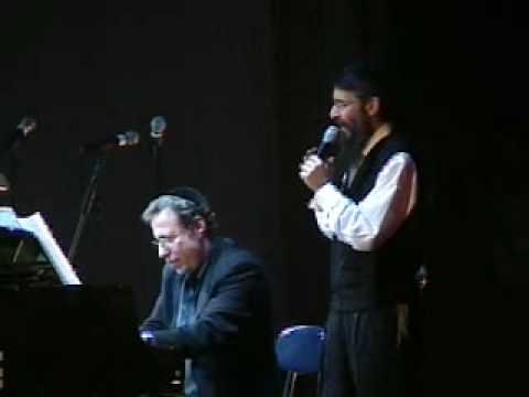 Avraham Fried Purim Concert 2008