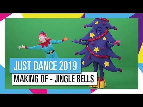 MAKING OF | JINGLE BELLS - SANTA CLONES (Kids Mode)  | JUST DANCE 2019 [OFFICIAL] Mp3
