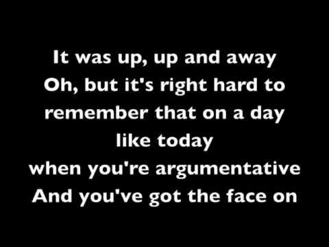 Mardy Bum - Arctic Monkeys - Lyrics [HD]
