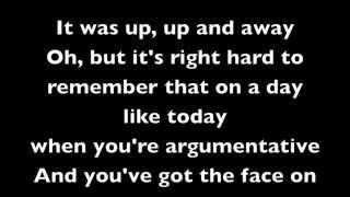 Mardy Bum - Arctic Monkeys - Lyrics [HD]