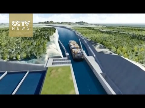 China, Nicaragua break ground on the $50 billion Grand Canal