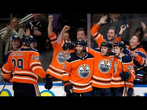 Edmonton Oilers down Florida Panthers in shootout win