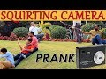 Water Squirting Camera Prank in India | First time in Hyderabad Prank | FunPataka