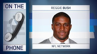 NFL Network's Reggie Bush Talks Drew Brees & More w/Rich Eisen | Full Interview | 10/9/18