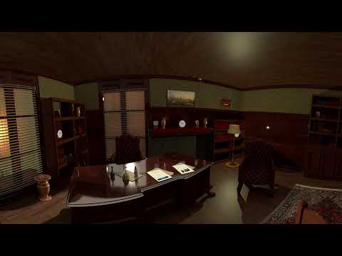 The Godfather VR - 360 Degree Environment - 3D Render