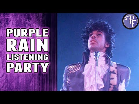 Prince: Purple Rain Listening Party (Discussion and Analysis)