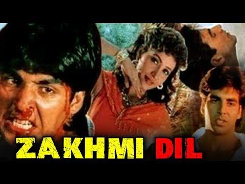 Zakhmi Dil (1994) Full Hindi Movie | Akshay Kumar, Ashwini Bhave, Ravi Kishan, Moon Moon Sen