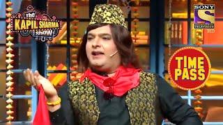 Baccha's Qawali Birthday Party   The Kapil Sharma Show Season 2   Time Pass With Kapil