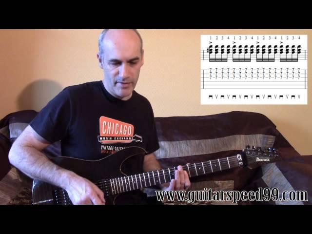 Cours de guitare Funk pour débutants - Les bases indispensables