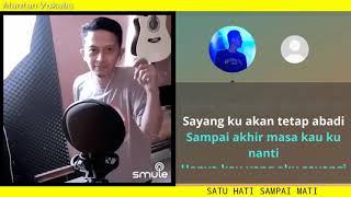 Satu Hati Sampai Mati - Thomas Arya | by request (video karaoke duet bareng lirik tanpa vokal cewek)
