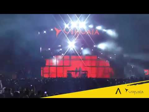 Axwell Λ Ingrosso  Opening party at Ushuaia Ibiza!