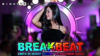 DJ Remix Breakbeat Cinta di musim cherry - Secawan Madu