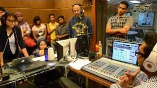 Pagi Rock Wish: Studio Visit & Takeover