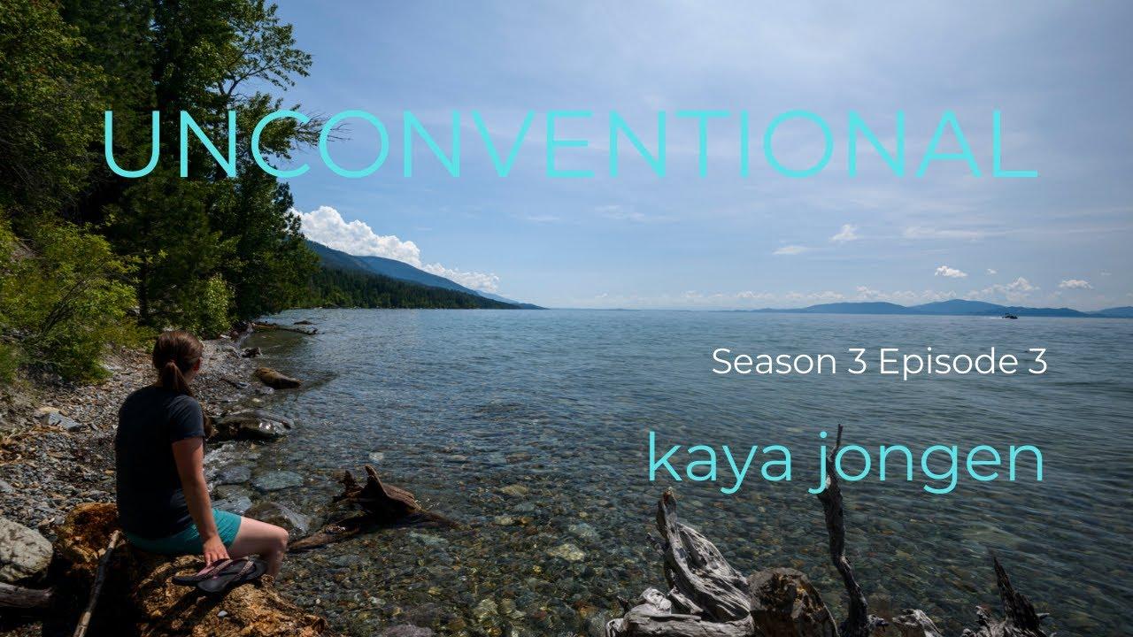 UNCONVENTIONAL Season 3 Episode 3: Kaya Jongen