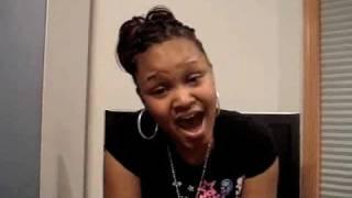 Me Singing Tynisha Keli