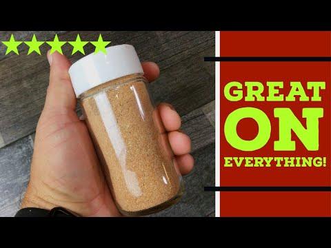 How to Make Seasoned Salt - BEST RECIPE EVER