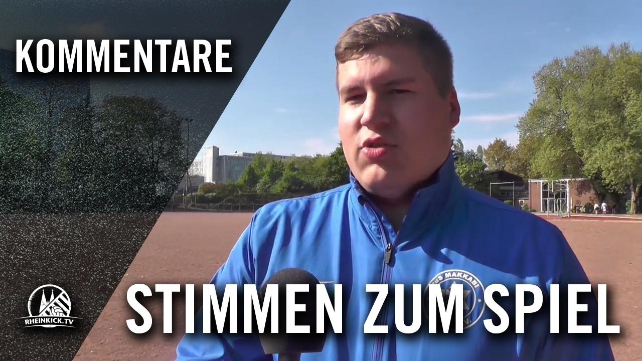 Die Stimmen Zum Spiel Tus Makkabi Spvg Arminia 09 Ii Kreisliga D Staffel 5 Rheinkick Tv