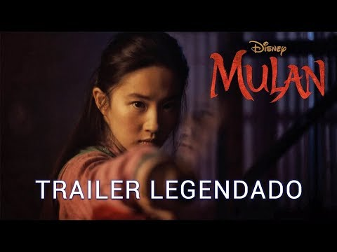 Mulan • Trailer Legendado