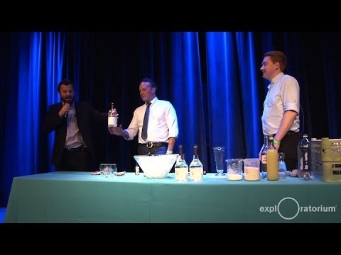 Science of Cocktails 2014 Event with Zane Lamprey I Exploratorium ...