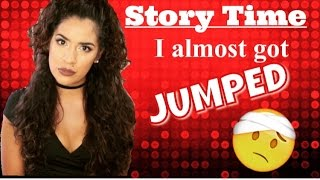 STORY TIME: I almost got JUMPED collab w/ Trinity Jae!!
