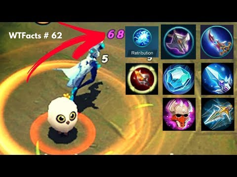 EGGSPERIMENT | Item Passives on Egg Mode Digger / Diggie | WTFacts # 62 | Mobile Legends