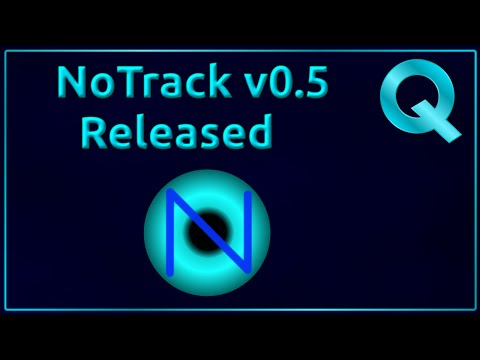 NoTrack v0.5 Released